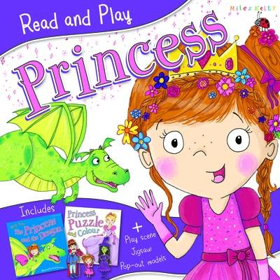 Read and Play Princess by Catherine Veitch, Fran Bromage
