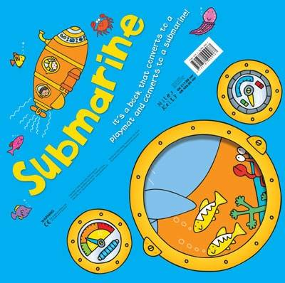 Convertible Submarine by Claire Phillip