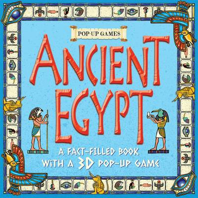 Ancient Egypt A Fact-filled Book by Claire Hawcock