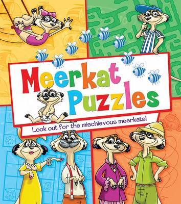Meerkat Puzzles Look Out for the Mischievous Meerkats! by