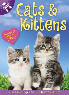 Cats & Kitens Poster Book by Arcturus Publishing