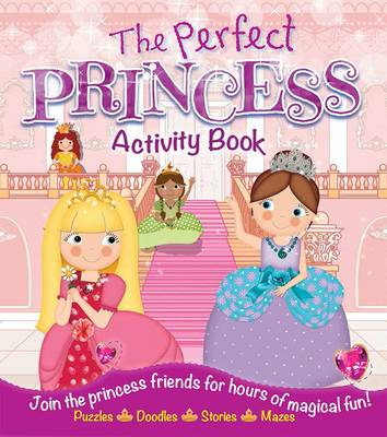 The Princess Activity Book by Arcturus Publishing