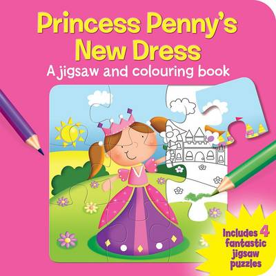 Princess Penny's New Dress by Rose Elliot, Marie Allen