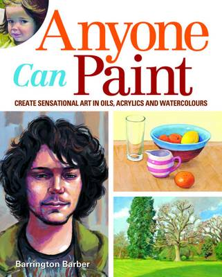 Anyone Can Paint by Barrington Barber