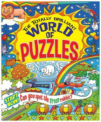 The Totally Brilliant World of Puzzles by MS Lisa Regan