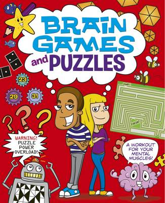 Brain Games and Puzzles by Arcturus Publishing