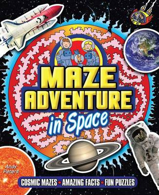 Maze Adventure in Space by Andy, (Wo Peters