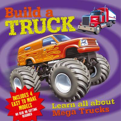 Build a Truck by Cathy Jones