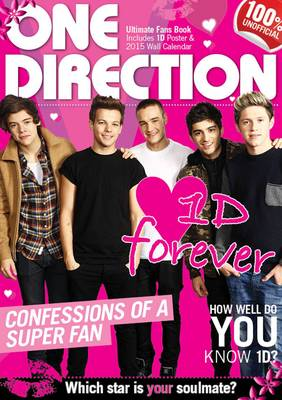 100% Unofficial One Direction - Ultimate Fan's Book by BCC Promotions
