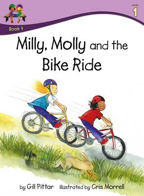 Milly Molly and the Bike Ride by Gill Pittar