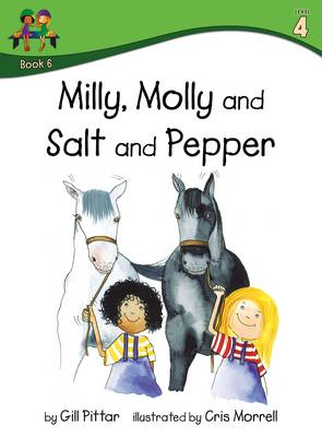 Milly Molly and Salt and Pepper by Gill Pittar
