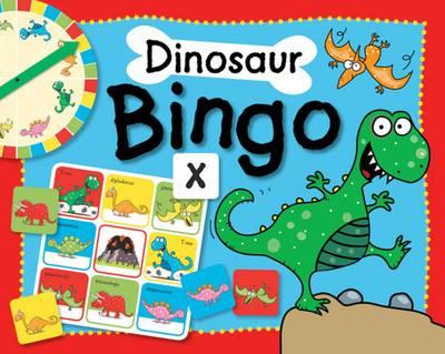 Dinosaur Bingo by Make Believe Ideas
