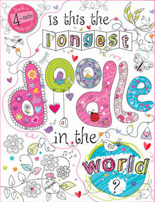 Is This the Longest Doodle in the World? by Make Believe Ideas