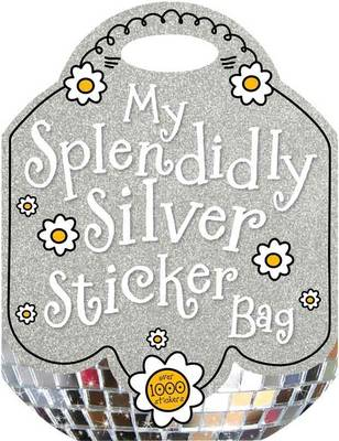 My Splendidly Silver Sticker Bag by Katie Rowbottom