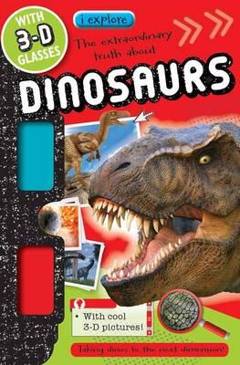 iExplore iExplore Dinosaurs by Fiona Boon