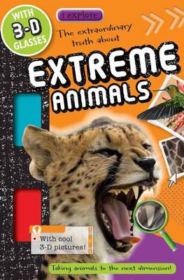 iExplore iExplore Extreme Animals by Hayley Down