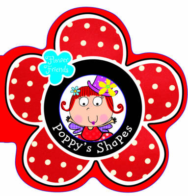 Flower Friends Poppy Shapes by Hayley Down