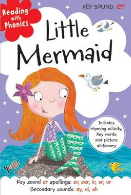 Little Mermaid by Clare Fennell