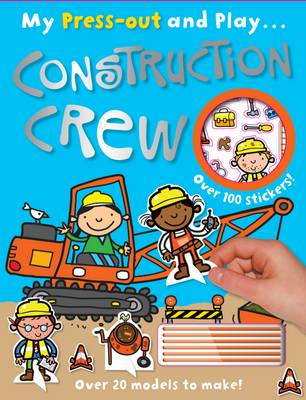 Construction Crew My Press out and Play by