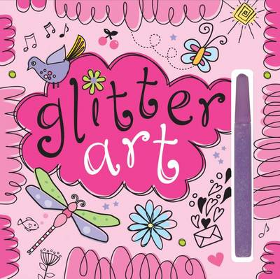 Glitter Art by Laura McNab