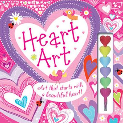 Heart Art Art Books by Tim Bugbird
