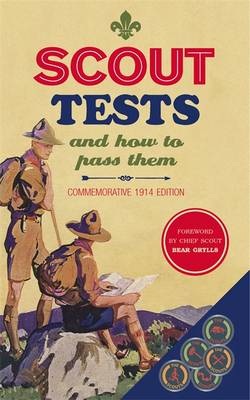 Scout Tests and How to Pass Them by Scout Association