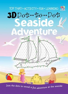 3D Dot-to-dot Seaside Adventure by Susan Mayes