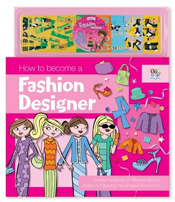 Fashion Designer by Nat Lambert