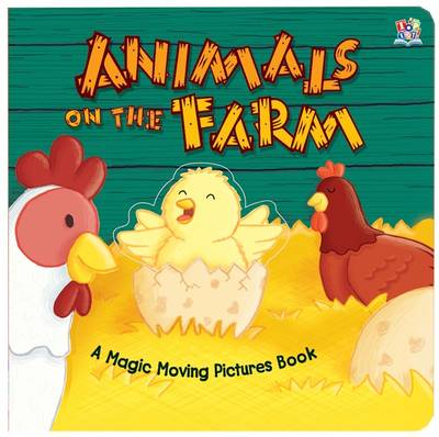Animals on the Farm by Oakley Graham