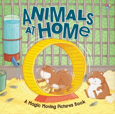 Animals At Home by Lucy Coult
