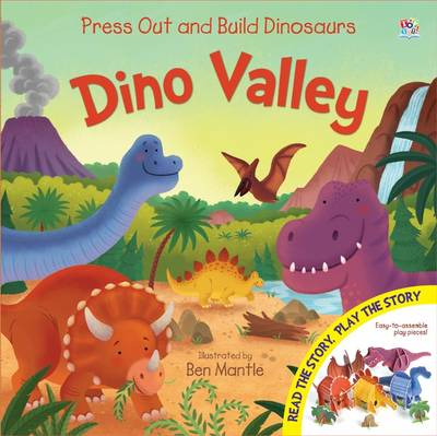 Dino Valley by Oakley Graham