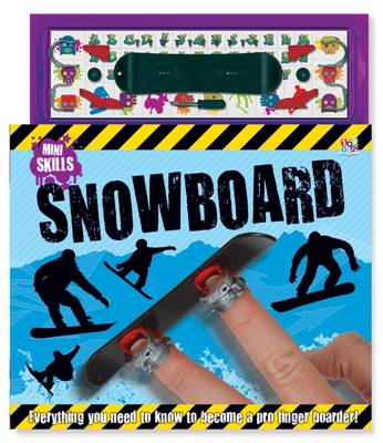 Snowboard by Oakley Graham