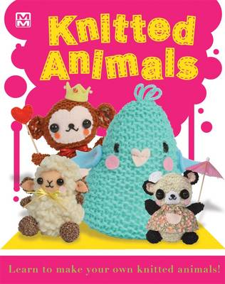 Knitted Animals by Bethany Hines