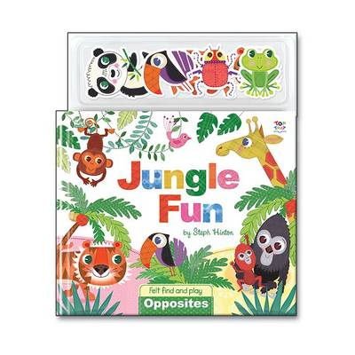 Jungle Fun by Kate Thomson