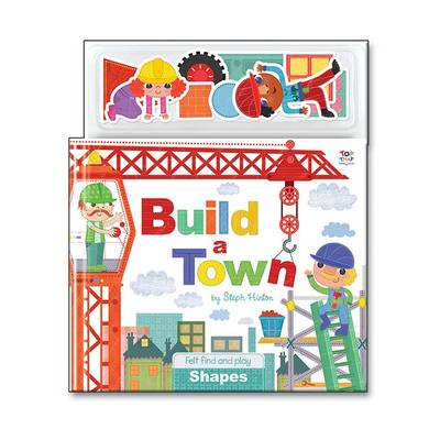 Build a Town by Joshua George