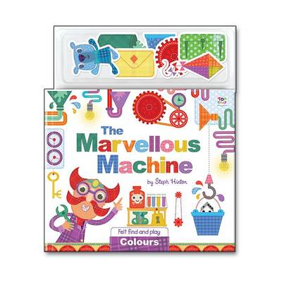 The Marvellous Machine by Susie Linn