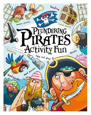 Plundering Pirates Activity Fun by Lisa Regan