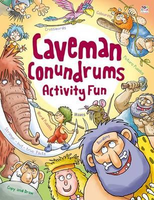 Caveman Conundrums Activity Fun by Lisa Regan