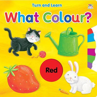 What Colour? by Nat Lambert