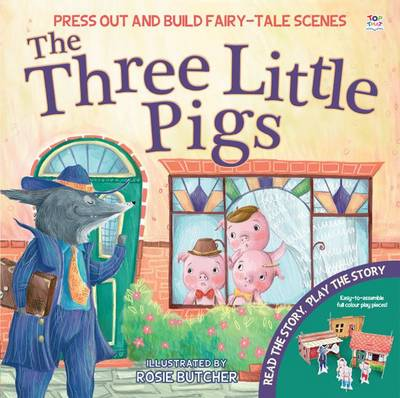 The Three Little Pigs by Kate Thomson