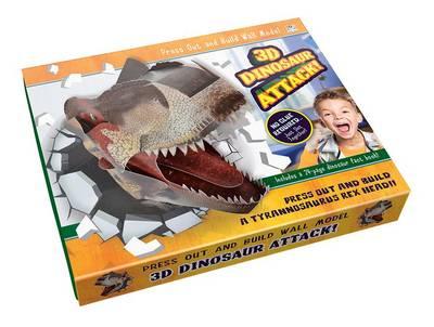 3D Dinosaur Attack! by Nat Lambert