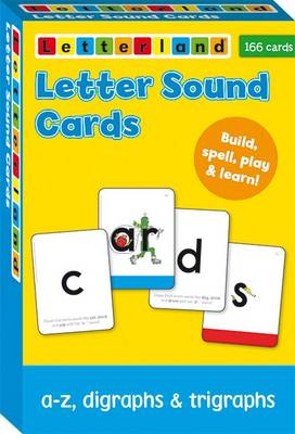 Letter Sound Cards by Lyn Wendon