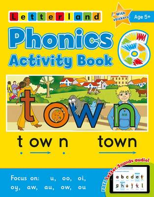 Phonics Activity Book 6 by Lisa Holt, Lyn Wendon