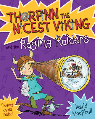 Thorfinn and the Raging Raiders by David MacPhail