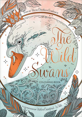 The Wild Swans Colouring Book by