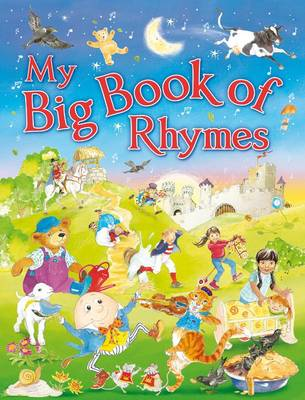 My Big Book of Rhymes by Lesley Smith