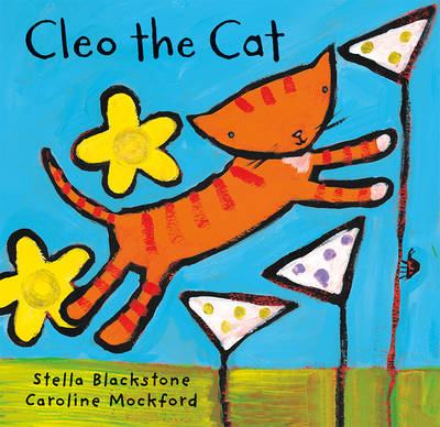 Cleo the Cat by Stella Blackstone