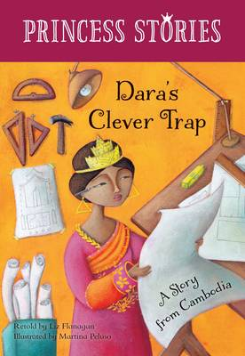 Dara's Clever Trap by Mary Finch