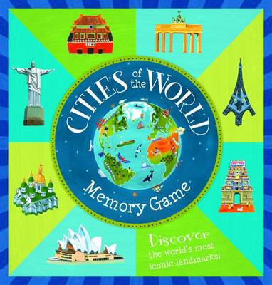 Cities of the World Memory Game by David Dean