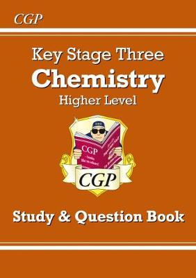 KS3 Chemistry Study & Question Book (with Online Edition) - Higher by CGP Books